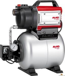 Насосная станция электрическая AL-KO HW 3000 Classic - фото 4494