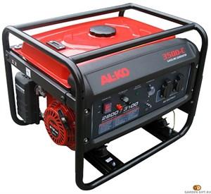Генератор бензиновый однофазный AL-KO 3500-C - фото 5193
