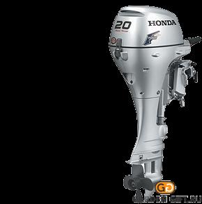 Лодочный мотор BF20D3 SRTU средней мощности - фото 5462
