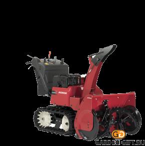 Снегоуборочная машина Honda HSM 1380 IE_GardenGift