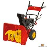 Cнегоуборочная машина WG Select SF 61_GardenGift