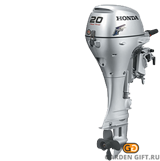 Лодочный мотор BF20D3 SHSU средней мощности