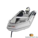 Надувная лодка T32 IE2 с надувным днищем