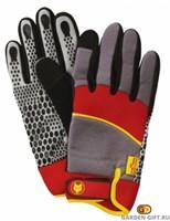 Противоскользящие перчатки GH-M 8_GardenGift
