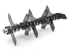 Вал сменный с ножами для вертикуттера Optima 34 VE
