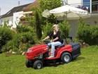 Садовые тракторы и минирайдеры