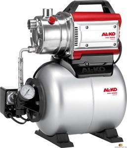Насосная станция электрическая AL-KO HW 3000 Inox Classic - фото 4495