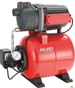 Насосная станция электрическая AL-KO HW 604 (аналог Насосная станция электрическая AL-KO HW 601) - фото 4496