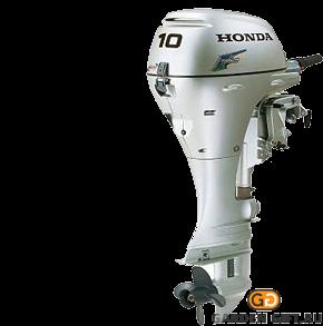 Лодочный мотор BF10D4 SHU малой мощности - фото 5453
