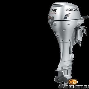 Лодочный мотор BF15D3 SHU малой мощности - фото 5458