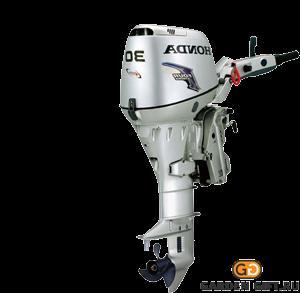 Лодочный мотор BF30D4 SHGU средней мощности - фото 5465