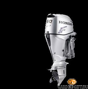 Лодочный мотор BF60A LRTU средней мощности - фото 5472