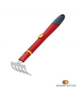 Малые грабли с ручкой Wolf-Garten LJ-M/ZM 30_GardenGift