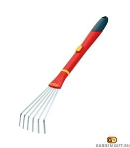 Малые грабли с ручкой Wolf-Garten LD-M/ZM 30_GardenGift