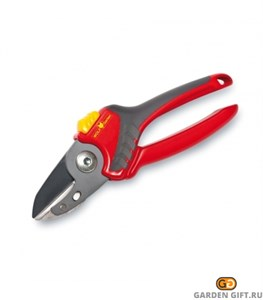 Секатор с прорезиненной ручкой WOLF-Garten RS 2500_GardenGift