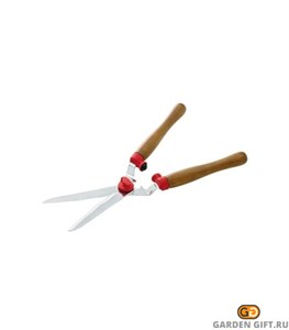 Ножницы для стрижки кустов с волновыми лезвиями WOLF-Garten HS-W_GardenGift