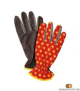 Садовые цветочные перчатки GH-BA 8_GardenGift