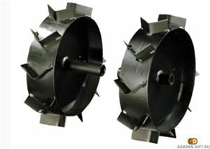 Колеса металлические для культиваторов MTD T/240 (330х80 мм) - фото 6376