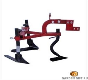 Насадка-культиватор для мотокультиватора T/240 MTD (400/750 мм) - фото 6381