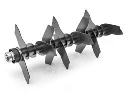 Вал сменный с ножами для вертикуттера Optima 34 VE - фото 7119