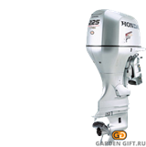 Лодочный мотор BF225AK1 XU большой мощности