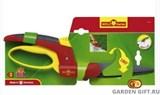 Ножницы для стрижки травы Комфорт в блистере WOLF-Garten Ri-LL в блистере_GardenGift