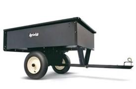 Прицеп металлический, 340 кг