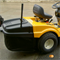 Садовый трактор Cub Cadet CC 513 TE вид 4