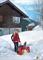 Cнегоуборочная машина WOLF-Garten Select SF 61 E)GatdenGift